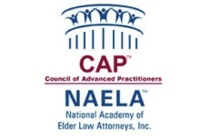 CAP - Council of Advanced Practitioners NAELA - National Academy of Elder Law Attorneys, Inc.