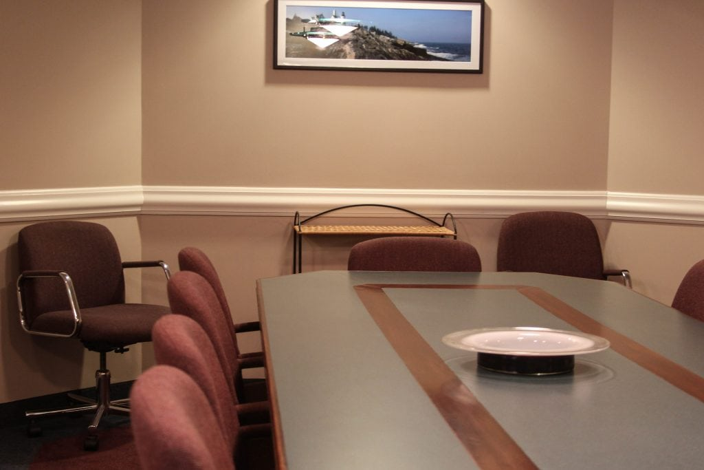 Portland meeting rooms for up to 12 people.