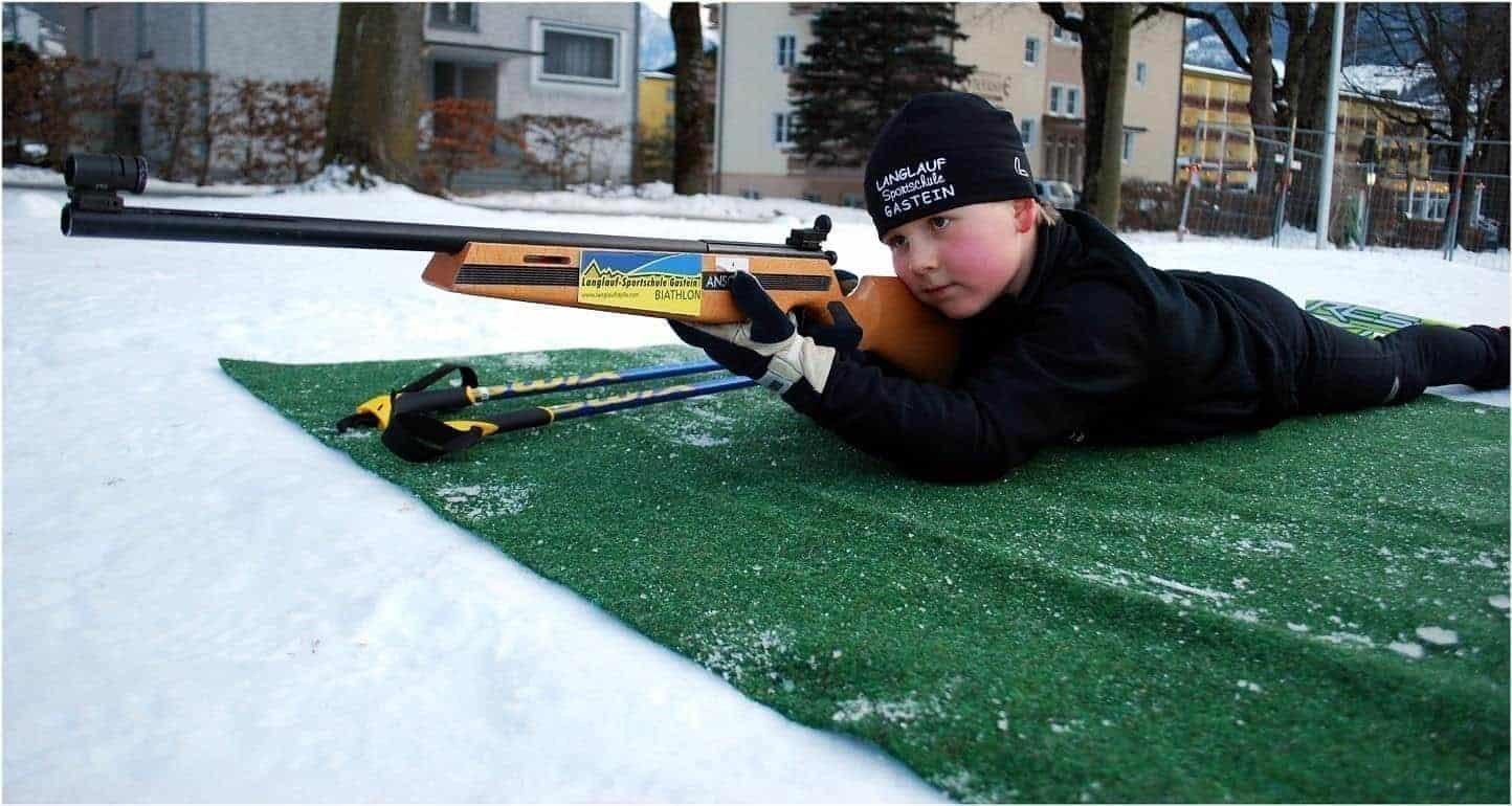Laser Biathlon-Schnupperkurs