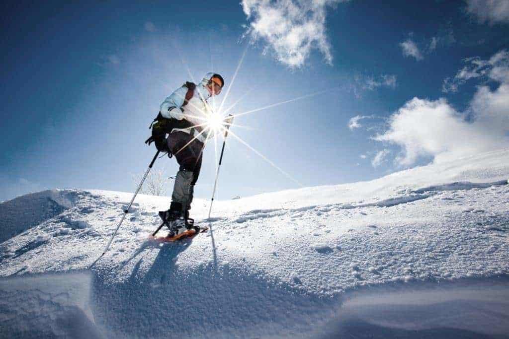 Schneeschuhwanderung zum Kitzsteinhorn ICE CAMP