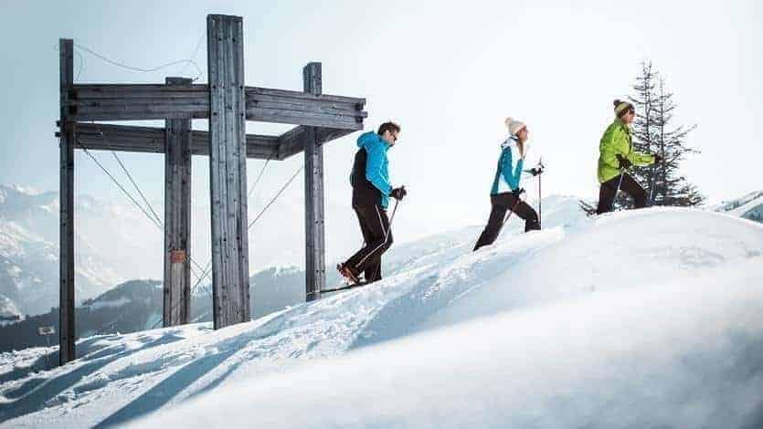 Winterwanderung Höhenpromenade