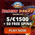All Slots Casino 50 free spins plus 300% up to €1500 welcome bonus