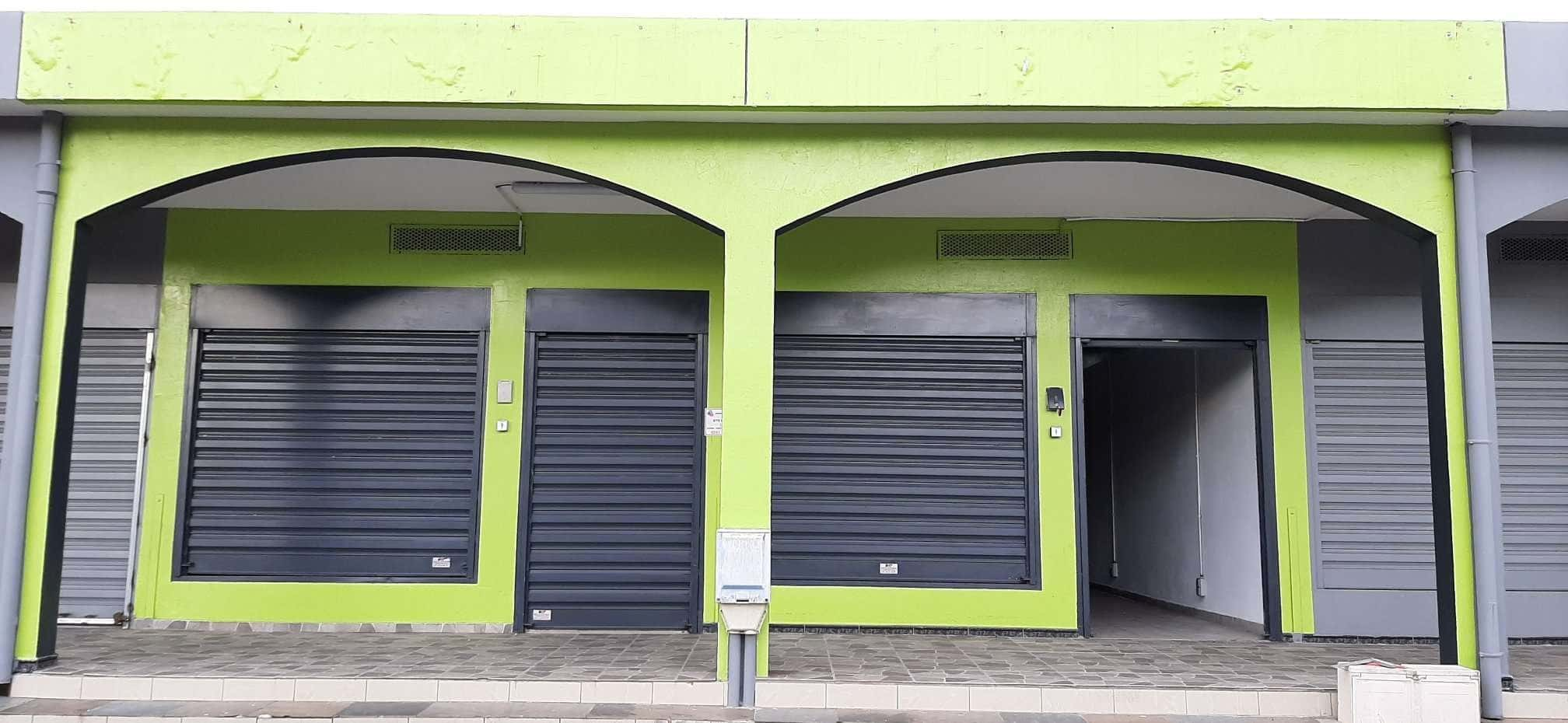 Local commercial 100m2 – Bras Panon