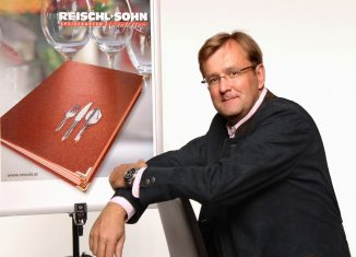 breitenfelner Speisekarten von Reischl + Sohn