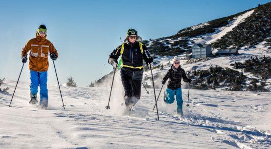 Top-Ausflugsziele im Winter Niederösterreich