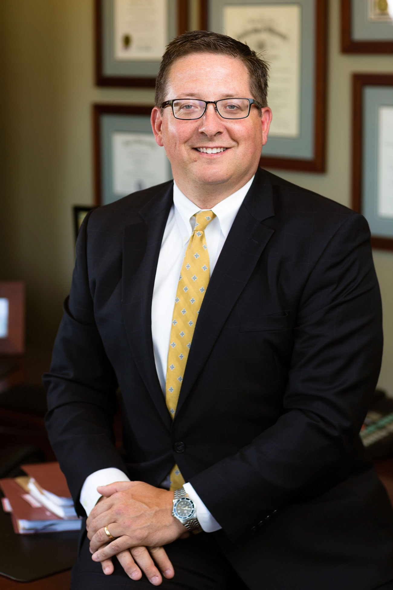 Craig Ortwerth St. Louis personal injury lawyer