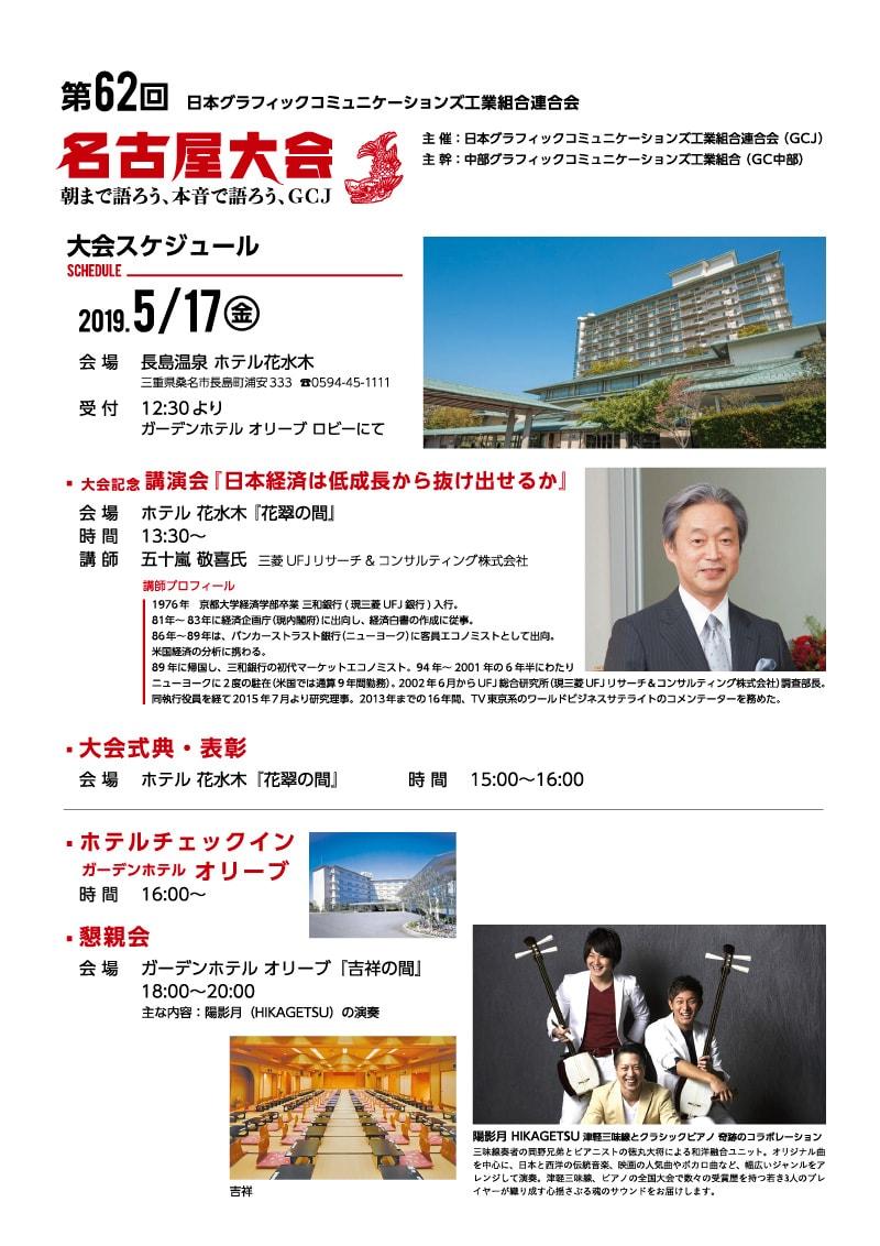 第62回GCJ名古屋大会