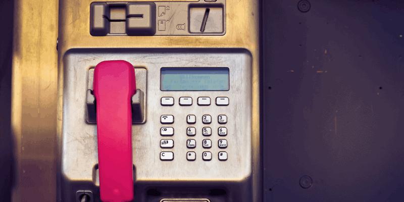 Telefono Cordless con sim