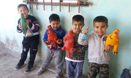 En el mes del niño, APM Terminals Buenos Aires continúa promoviendo la solidaridad a través de su programa de RSE