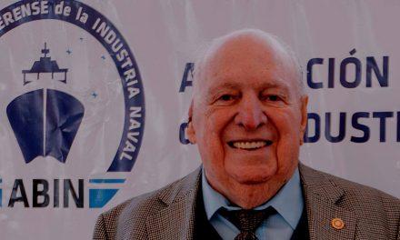 Falleció Anibal Vanoli, uno de los grandes luchadores por la consolidación de una industria naval argentina