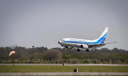 Arriba hoy a Moscú el nuevo vuelo de Aerolíneas Argentinas que traerá más vacunas