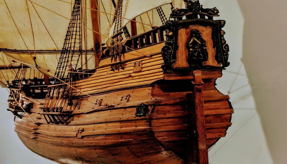 Hallan un barco hundido hace 400 años en casi perfectas condiciones