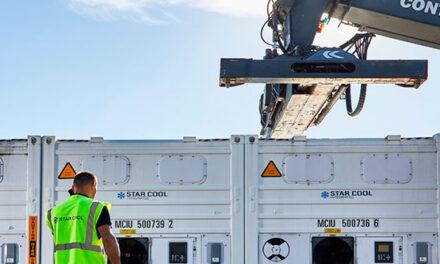 Maersk Container Industry celebra 25 años de evolución del contenedor refrigerado