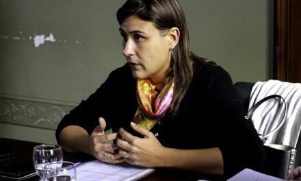Cecilia Comerio es nombrada Presidenta del Consorcio de Gestión del Puerto San Nicolás