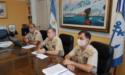 La Prefectura Naval Argentina participó de la XX Reunión Ordinaria de la Red Operativa de Cooperación Regional de Autoridades Marítimas