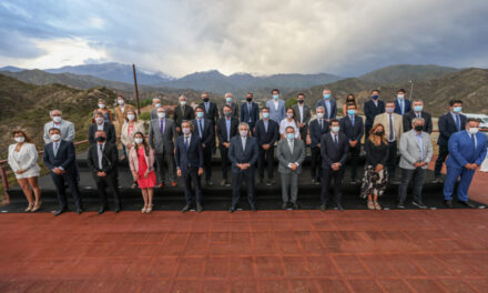 El ministro Meoni anunció obras para La Rioja