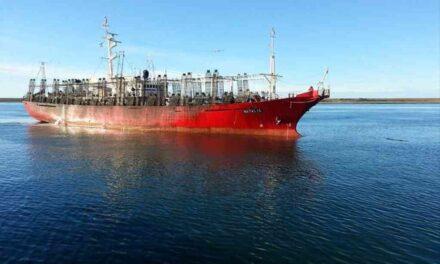 Mar del Plata: barco pesquero ocultó a infectados de Covid