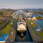 Canal de Panamá registra marca de tránsitos y tonelaje de gas natural licuado