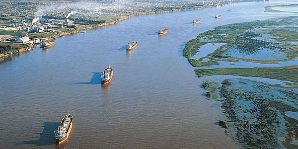La construcción del canal Magdalena y la derogación del decreto 949/20, piden organizaciones y sindicatos del sector portuario y logístico
