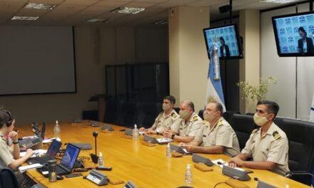 La Prefectura Naval Argentina participa en Programa para el Desarrollo Internacional de los Recursos Humanos