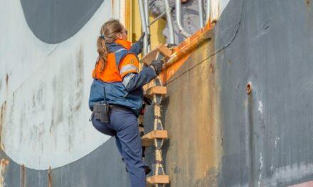 La mujer portuaria, protagonista en GLOBALPORTS