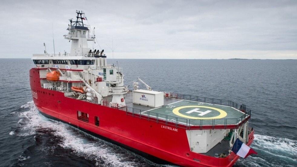 Tandanor fabricará un buque polar 100% nacional