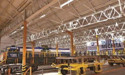 Oferta rusa para unir Ezeiza y Aeroparque via ferrocarril