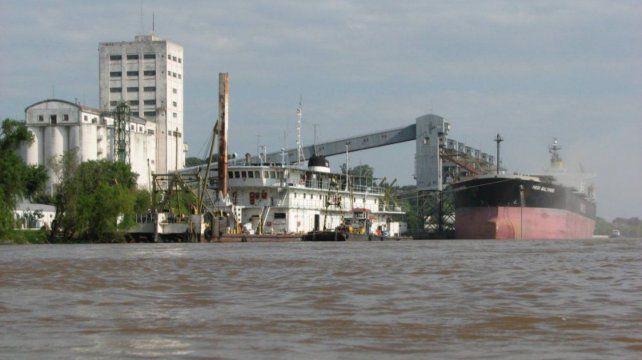 Los puertos entrerrianos empujan por un mejor lugar en la hidrovía