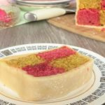 Easy Free From Battenburg Cake