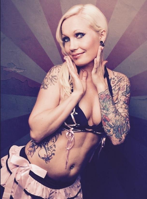 Gogo-Burlesque-Topless Nina NRW