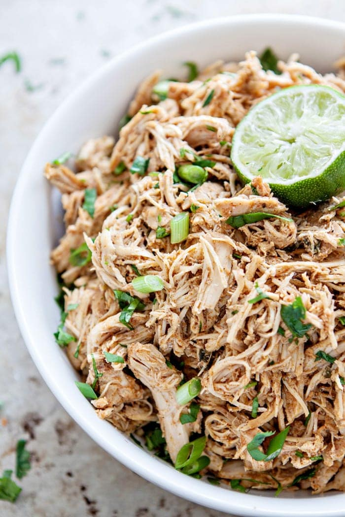 Crock Pot Mexican Chicken picture