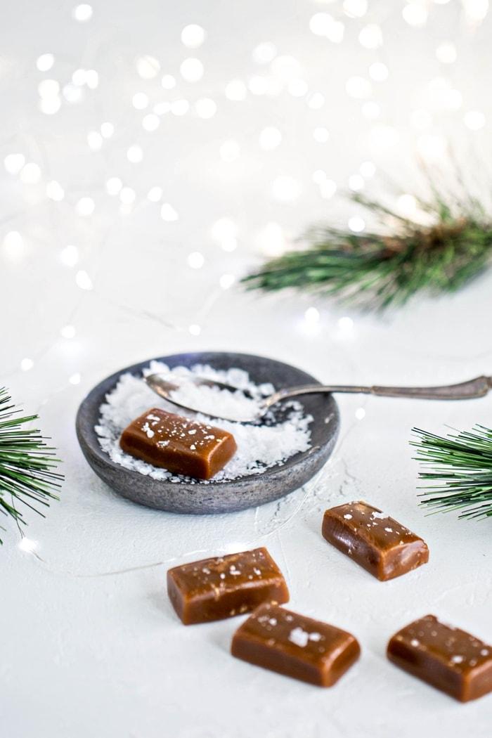 soft caramel recipe