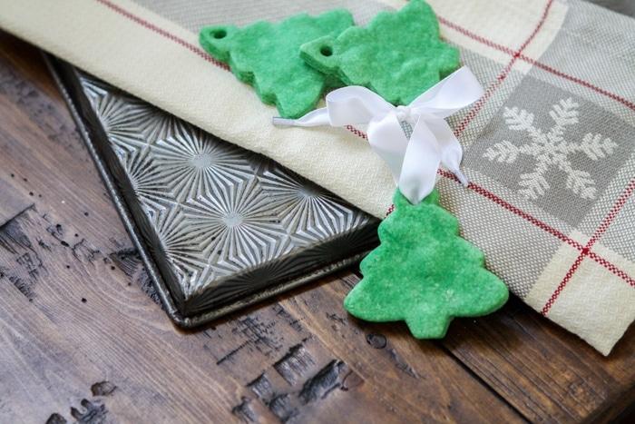 Tips to Prepare for a Fun Winter Break with Kids - make diy salt dough ornaments