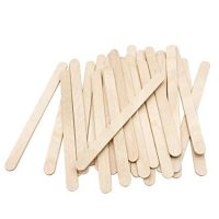 Natural Wood Popsicle Sticks