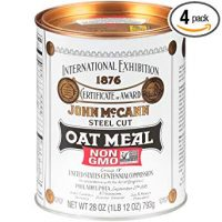 Steel Cut Irish Oatmeal