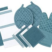 Oven Mitt, Pot Holder, and Dish Towel Set