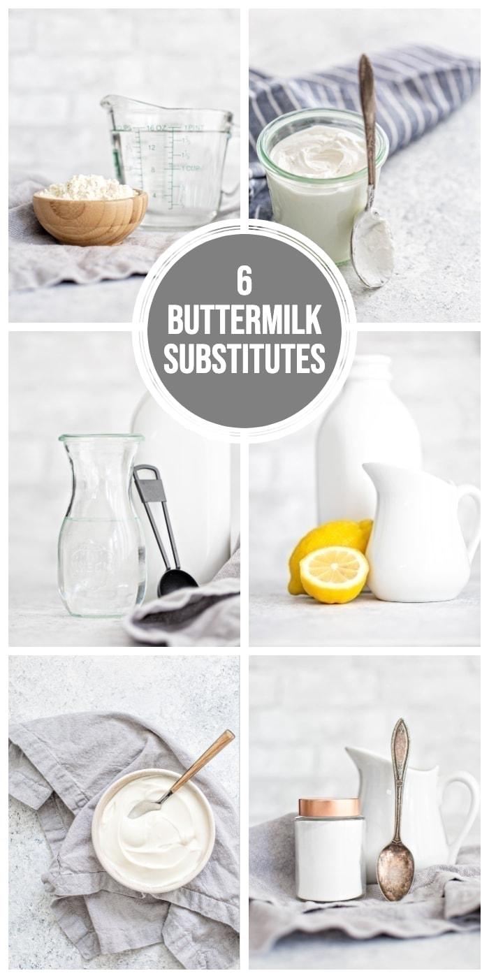 picture of buttermilk substitute
