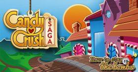 วิธีหยุดระเบิดเวลาในเกม Candy Crush Saga