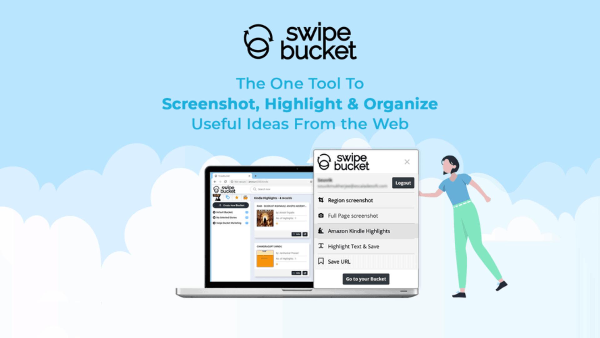 SwipeBucket Lifetime Deal