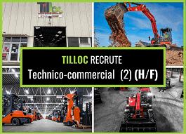 Technico-commercial Tilloc