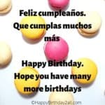 How To Say Happy Birthday in Spanish, Bday Wishes in Spanish