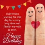 Birthday Wishes for Crush, Birthday Wishes for Secret Lover