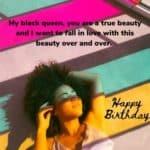 Happy Birthday Black Woman, Happy Birthday Black Queen