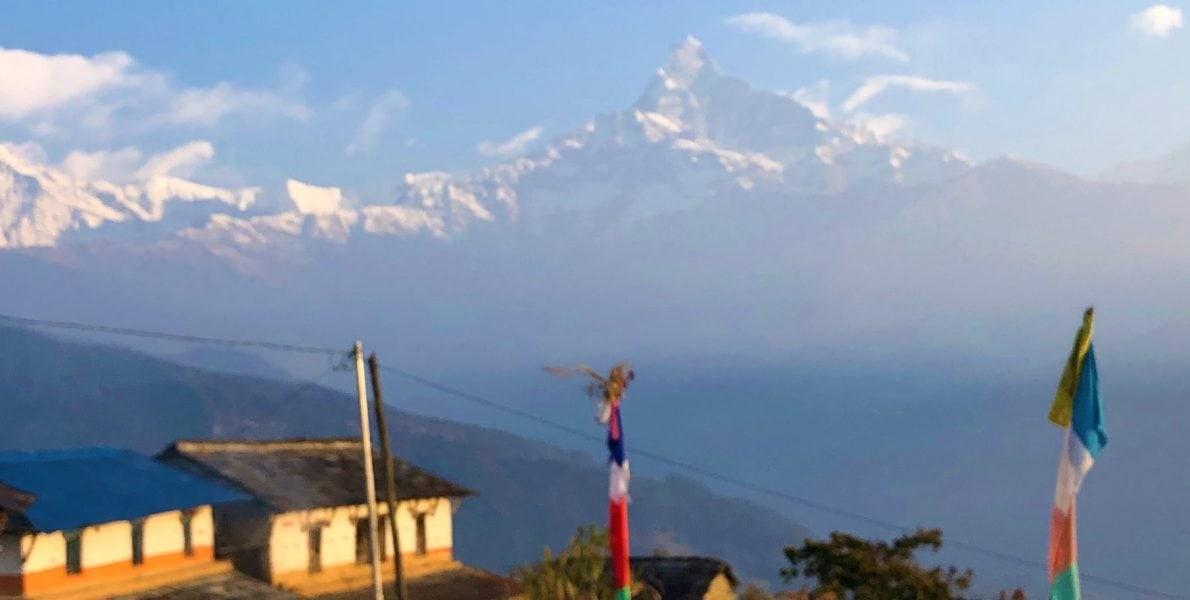 Annapurna Family Hike