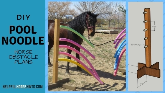DIY Pool Noodle Obstacle Plans