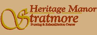Heritage Manor Stratmore [logo]