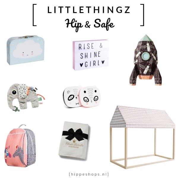 Little Thingz – Funky webshop voor hippe kids