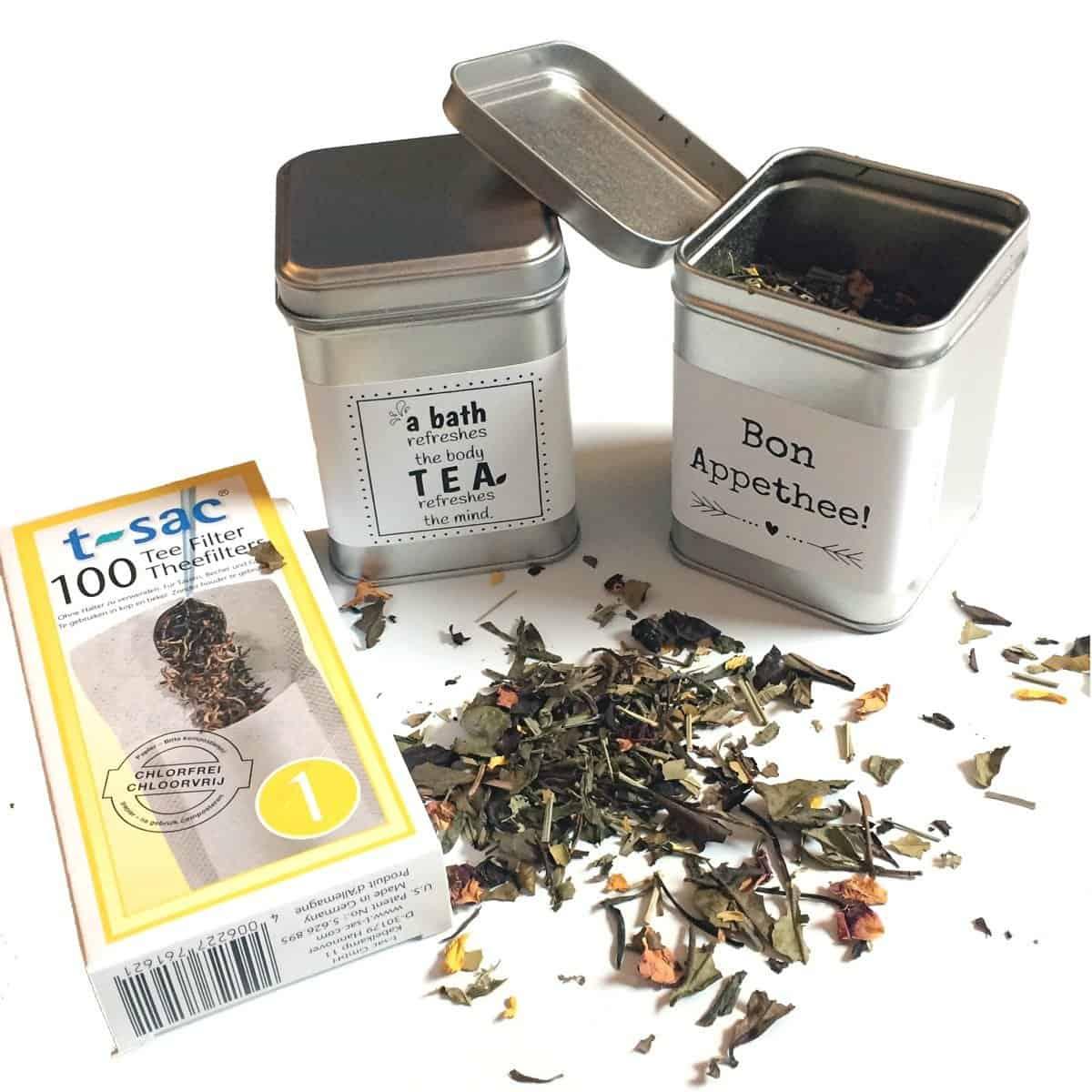 Een versje kopje thee | Goodiebox Deluxe 2016