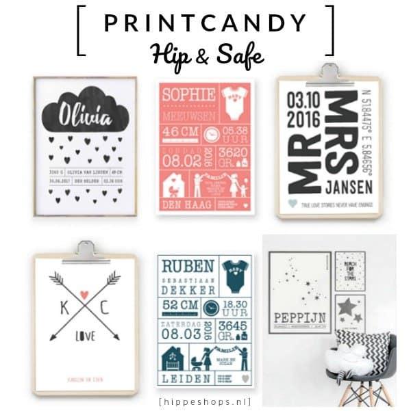 Printcandy – persoonlijke en originele muurdecoraties