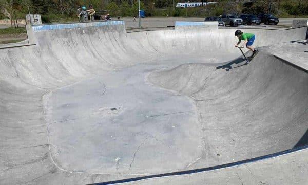 Skateboardpark Estö